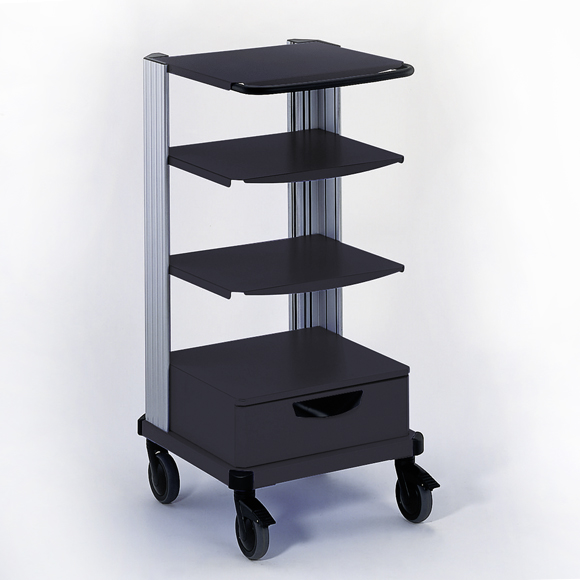 The product image shows a Knürr MetraMobile
