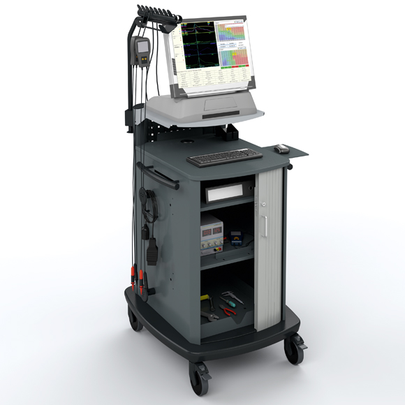 The product image shows a Knürr OEM Cart