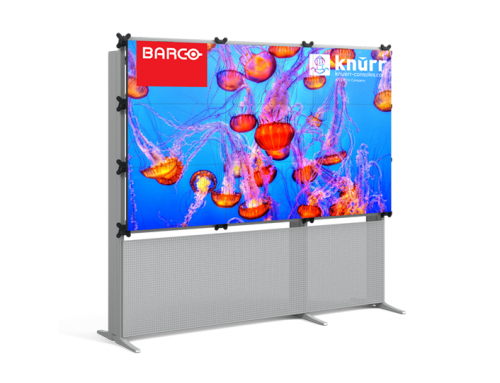 Knürr® Consoles als Barco UniSee® Ecosystem-Partner