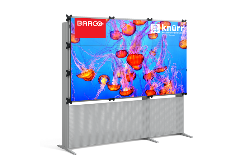 The product image shows Barco Unisee EliconWall