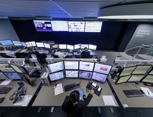 Securitas Operation Center (SOC) 24/7