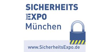 SicherheitsExpo Logo München
